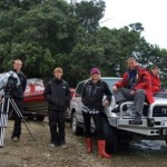 Filming of Documentary for BBC & Discovery Channel